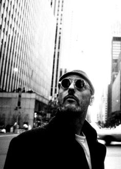 Jean Reno as Leon in The Professional Jean Reno, Movies And Series, Movies And Tv Shows, Leon The Professional, Mathilda Lando, Luc Besson, I Love Cinema, Pulp Fiction, Great Movies
