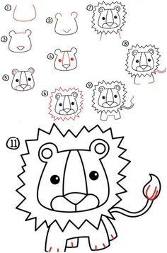 Die 19 Besten Bilder Von Zeichnung Für Kinder In 2017 Zeichnungen