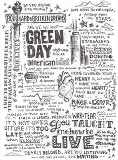 it's the end of september: GREEN DAY APPRECIATION DAY!!
