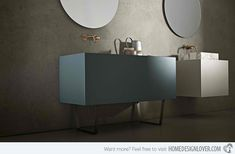 Sophisticated Bathrooms from Altamarea Bathroom Boutique | Home Design Lover