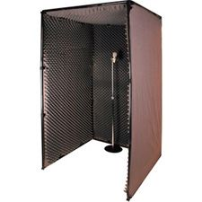 Portable Double Sound Booth