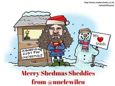 """""""You Love your sheds"""" (1010! ) - Shed of the year Quiz"""