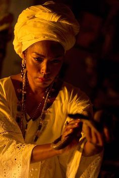 Pin for Later: The True Stories Behind 18 American Horror Story Characters Coven: Marie Laveau
