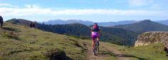 Bidasoako Pedalak | Pedales del Bidasoa | Ruta para mountainbike a través de Baztan-Bidasoa MTB BTT