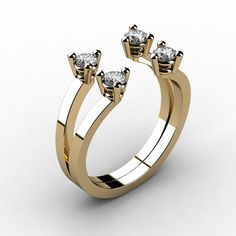 Ring exclusief met diamanten m.cober.nl