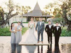 D&A: Bali Wedding Photography at The Royal Santrian 35