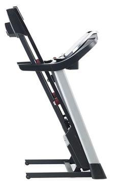Folded ProForm 505 CST treadmill