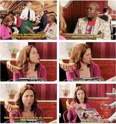 When he taught Kimmy how to own her world. 17 Times Titus Andromedon Lived Life To The Absolute Fullest Tv Happy, Happy Heart, Movies Showing, Movies And Tv Shows, Unbreakable Kimmy Schmidt Quotes, Funny Sitcoms, The Boy Is Mine, Ellie Kemper, Poor Unfortunate Souls