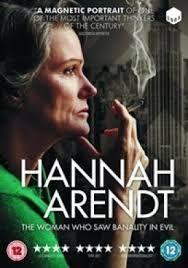 Hannah Arendt - MP DVD AREN