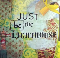 Oh yes.... the reason I named my business Lighthouse.  Doesn't everyone love lighthouses?