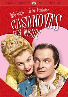 Casanova's Big Night is a 1954 Comedy, Music film directed by Norman Z. McLeod and starring Bob Hope, Joan Fontaine. Rent Movies, Top Movies, Comedy Movies, Film Movie, Movies And Tv Shows, Films, Classic Tv, Classic Movies, Barefoot Contessa Movie
