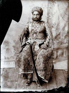 Maharaj Dan Singh, Thakur Saheb of Lathi(Jaisalmer) Brother of HH Maharajadhiraj Maharawal Salivahan Singh III of Jaisalmer By Rohit Sonkiya