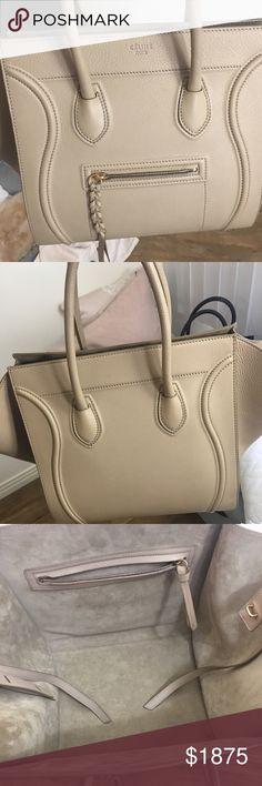 Celine Phantom Handbag like new! $1500 🅿️🅿️ authenticity guaranteed. Comes with receipt, tags and dust bag Celine Bags Satchels