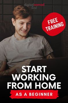 Do you want to learn how to make money online so you can work from home or work remotely while traveling? Check out this FREE webinar that teaches you the proven 3-step-method how you can find a remote job that you love AND that pays the bills - even as a beginner with no experience! Don't miss this chance! #remotework #digitalnomad #stayathomemom #workonline #onlinejob Earn More Money, Make Money Fast, Make Money From Home, Make Money Online, Successful Home Business, Home Based Business, Self Employed Jobs, Easy Work, Best Blogs