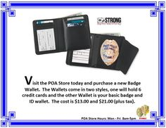 Visit Your POA Store today!