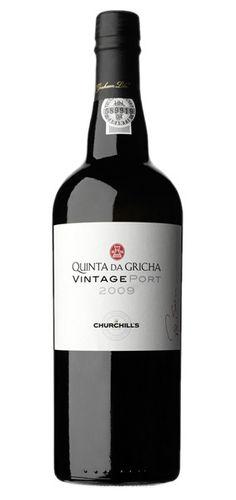 Vinho do Porto Churchill´s Quinta da Gricha Vintage 2013