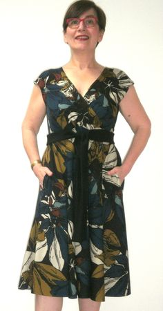 Pattern Reviews> Vogue Patterns> 1027 (MISSES' DRESS)
