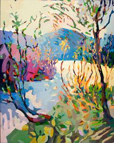 """Along the Chama River, New Mexico, 20 x 16"""", edition of ten, archival giclee prints, signed and numbered."""