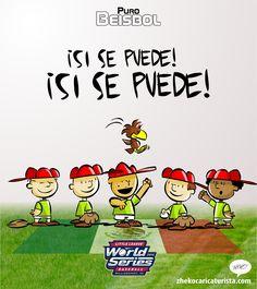 """#ElCartonDelDia para @purobeisbolfb""""EL RIVAL ES COREA"""" #WilliamSport @ESPNWilpo1050#Mexico #Beisbol"""