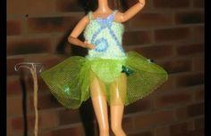 Barbie danseuse papillon