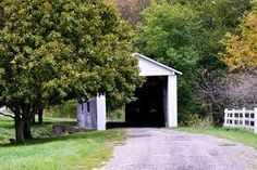 South Denmark Road Covered Bridge - Ashtabula County, OH