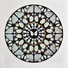 Damien Hirst, Psalm Print: Benedictus Dominus, 2009 Silkscreen print with diamond dust, 43 x 42 in x cm) Numbered Edition of 50 Art Pop, Damien Hirst Butterfly, Thing 1, Contemporary Artists, Les Oeuvres, Painting & Drawing, Screen Printing, Fine Art Prints, Art Photography