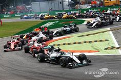 Grand Prix d' Italie 2016 : Rosberg enchaine !