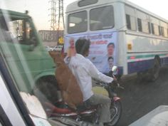Only in India.
