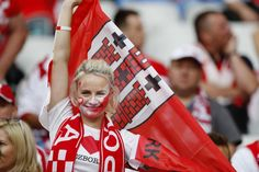 Snapshot: Germany v Poland: winning supporter – My Heart Beats Football