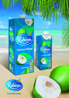 rubicon coconut water - Google Search Coconut Water Drinks, Juice 2, Rubicon, Drinking Water, Google Search, Cake, Poster, Food, Design