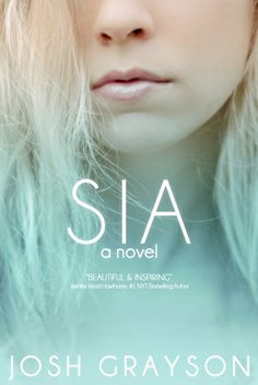 Sia by Josh Grayson. An inspiring YA book about a girl who has amnesia and proceeds to change everything about her life. Very sweet book.