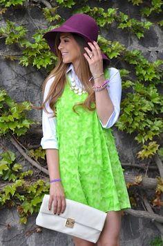 :: NEON : #neon ☮k☮ #green