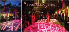 The cakes! The dace floor! The pool! This Viceroy wedding is just plain out of the world!