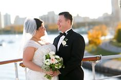 Columbia Yacht Club / Photo from Annie & Joe- Wedding collection by Kina Wicks Prints