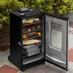 Masterbuilt Remote-Controlled Electric Smoker