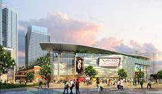 contemporary shopping architecture - Google Search