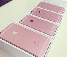 The next #iPhone6s color? #Pink
