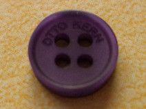 6 kleine Knöpfe violett 9mm (831) Blusenknöpfe