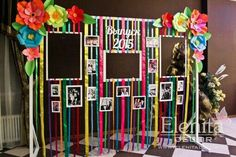 Wedding Decorations Backdrop Ribbons 52 Trendy Ideas in 2020 Decoration Evenementielle, Stage Decorations, Birthday Decorations, Wedding Decorations, Graduation Centerpiece, Ribbon Decorations, Wedding Ideas, Trendy Wedding, Mexican Birthday