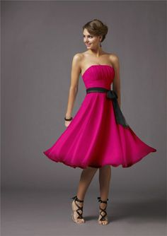 hot pink, black and green are gonna be my colors | Wedding and ...