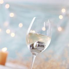WINE PEARLS!!!  Keeps your white wine cold without watering it down - this is a MUST have!!!