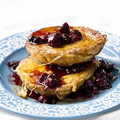 French Toast - Not only for the French! Eat this anywhere on any day at any time (especially breakfast time)!