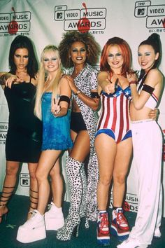 As much as I hate to say this... I loved the Spice Girls and could sing every word to their songs