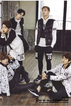 [Picture/Scan] BTS at @Star1 Magazine (October Issue) [150921] | btsdiary