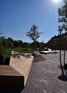 City Garden | Copenhagen Denmark | 1:1 landskab World Landscape Architecture