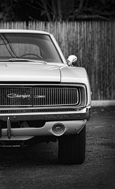 '68 Charger - by Gordon Dean II