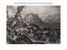 Abraham in the Bowyer Bible 123. Abraham sacrifices Isaac. Borcht. Medhurst-Kossuth-Vere on Flickr.Abraham in the Bowyer Bible 123. Abraham sacrifices Isaac. Borcht. Medhurst-Kossuth-Vere
