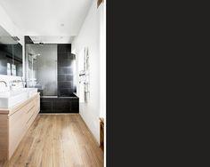 meier architekten - Objekt 223 #architektur #architekturschweiz #architekturzürich #architekturbüro #designhaus #interiordesign #design Meier, Interiordesign, Bathtub, Bathroom, Architects, Full Bath, Bathing, House, Standing Bath