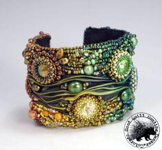 betty stephan beadwork shibori - Google Search