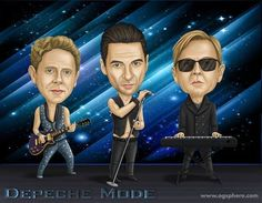 Depeche Mode- Going to see them This month:-)
